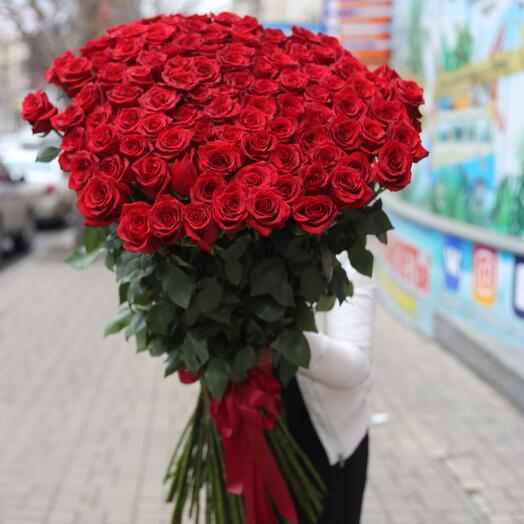 101 троянда 1.2 м