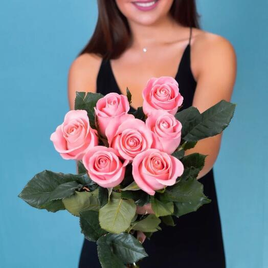 Роза 9 шт
