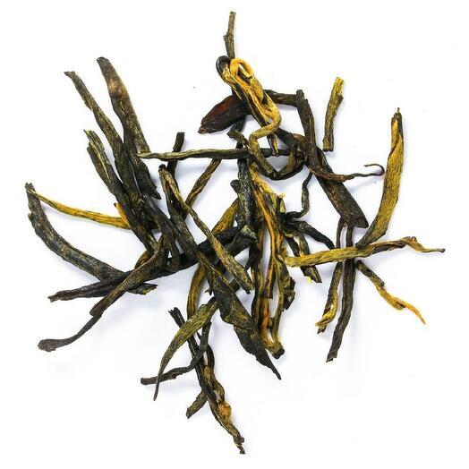 """Чёрный (китайский красный) чай """"Сун Чжень"""" (сосноые иглы) 250 гр"""