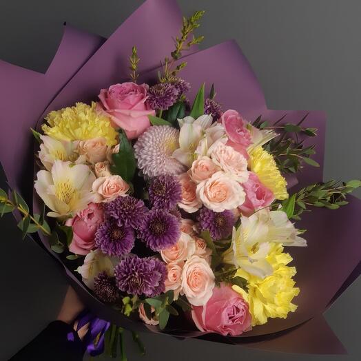 Фиолетовая любовь