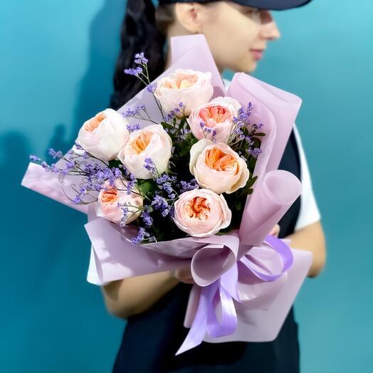 7 Джульетт в цвете лаванды