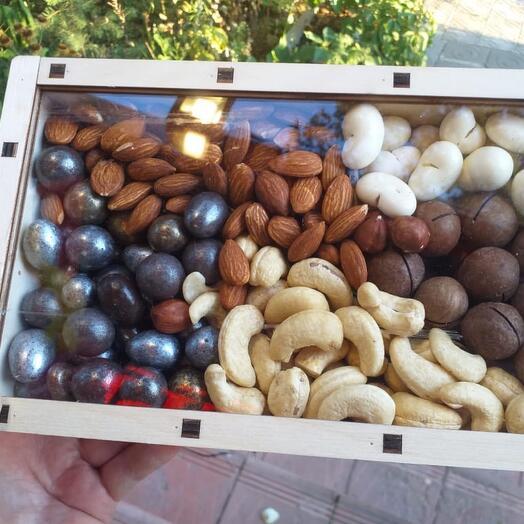 Набор орехов