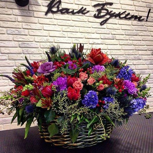 Цветочная сказка: букеты цветов на заказ Flowwow