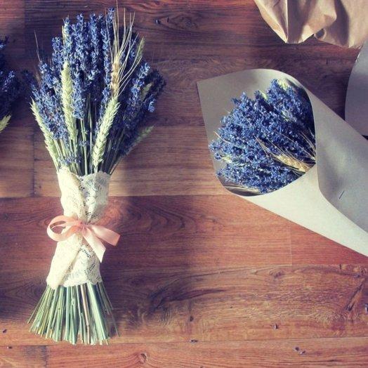 Лаванда: букеты цветов на заказ Flowwow