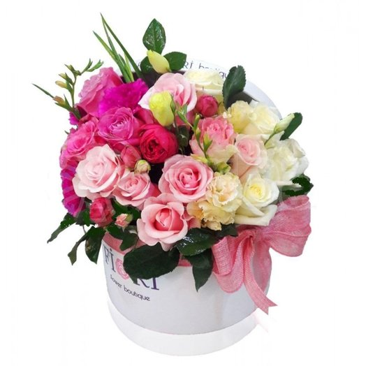 Букет № 80 Одельма: букеты цветов на заказ Flowwow