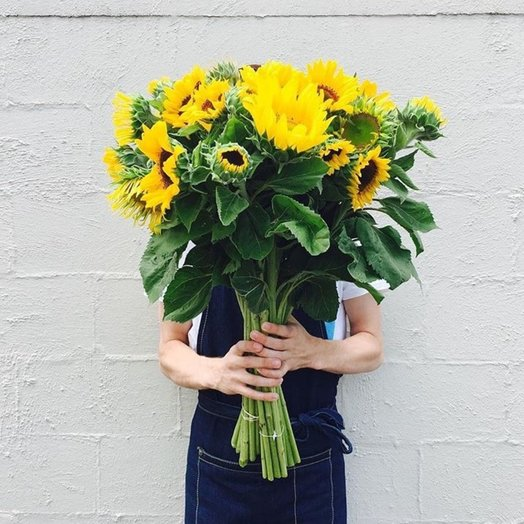 Лучи солнца: букеты цветов на заказ Flowwow