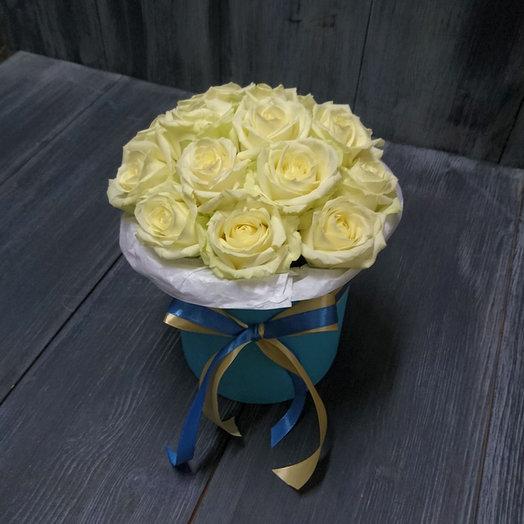 Светлые чувства: букеты цветов на заказ Flowwow