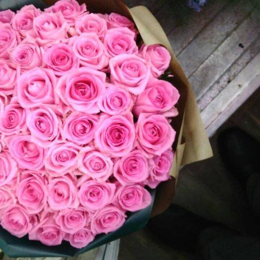 Супер аква 51 шт: букеты цветов на заказ Flowwow
