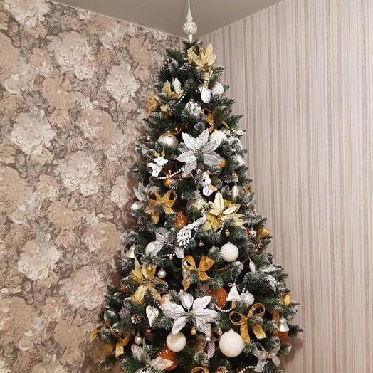 Декоративная елка: букеты цветов на заказ Flowwow