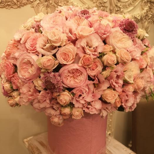 Роман о любви: букеты цветов на заказ Flowwow