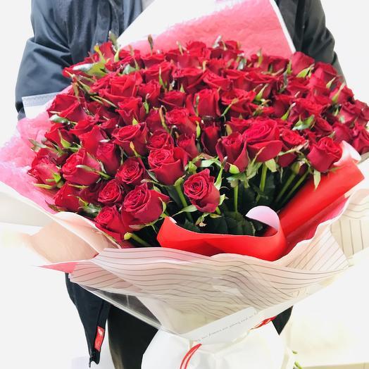 Ласковой: букеты цветов на заказ Flowwow