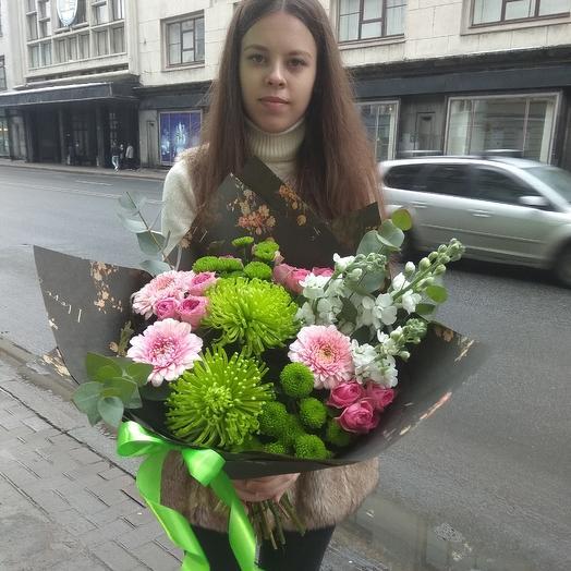 Happy: букеты цветов на заказ Flowwow