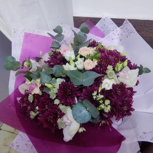 Оноре: букеты цветов на заказ Flowwow