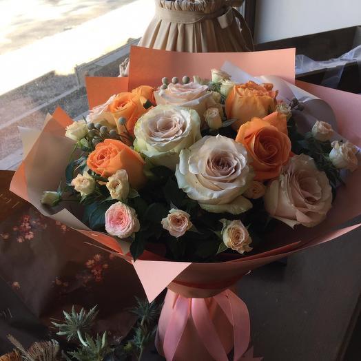 """Букет цветов """"Милтон """""""