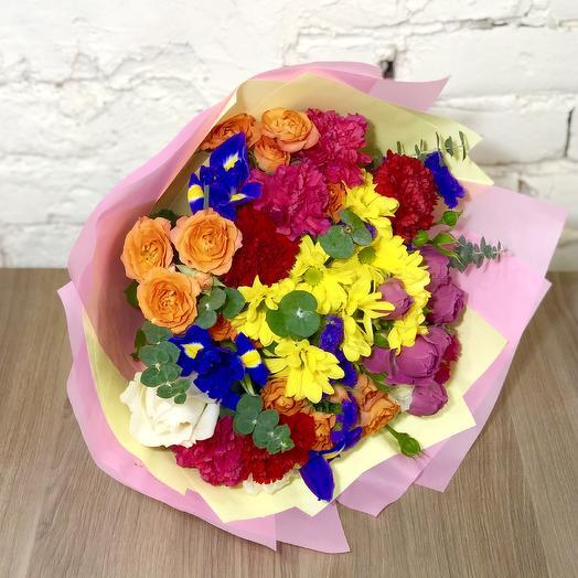 """Букет """"Краски дня"""": букеты цветов на заказ Flowwow"""
