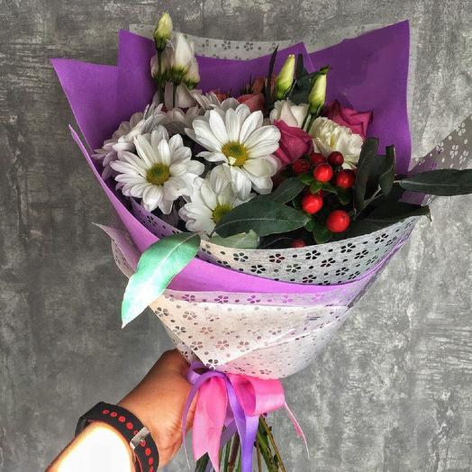 На выпускной: букеты цветов на заказ Flowwow