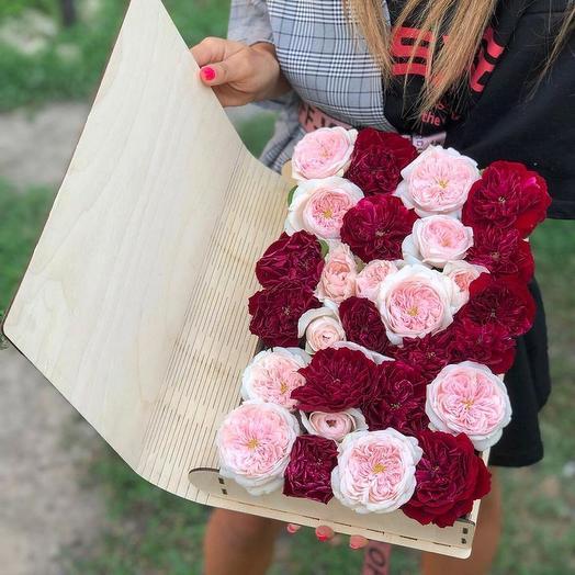 Цветочная книга: букеты цветов на заказ Flowwow