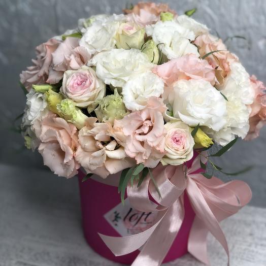 Бисквит: букеты цветов на заказ Flowwow