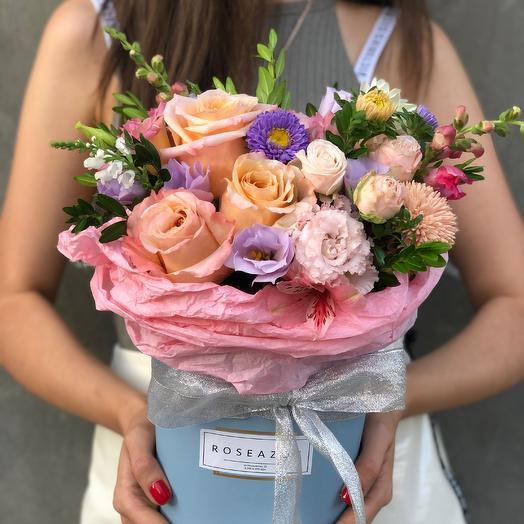 Цветочный врыв: букеты цветов на заказ Flowwow