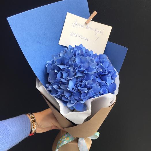 Школьный букет 3: букеты цветов на заказ Flowwow
