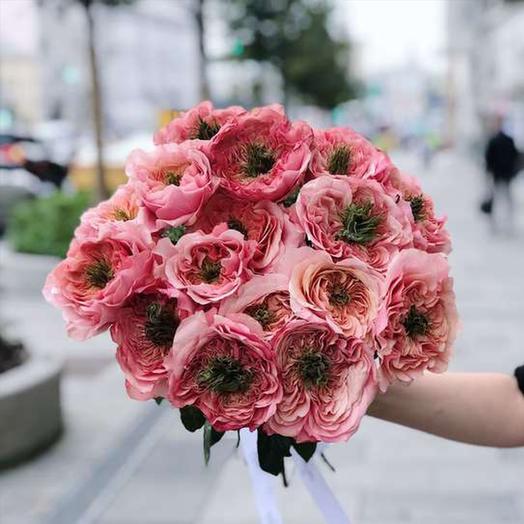 """Букет роз """"Mikoto"""": букеты цветов на заказ Flowwow"""