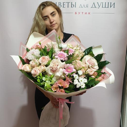 Радость будней: букеты цветов на заказ Flowwow