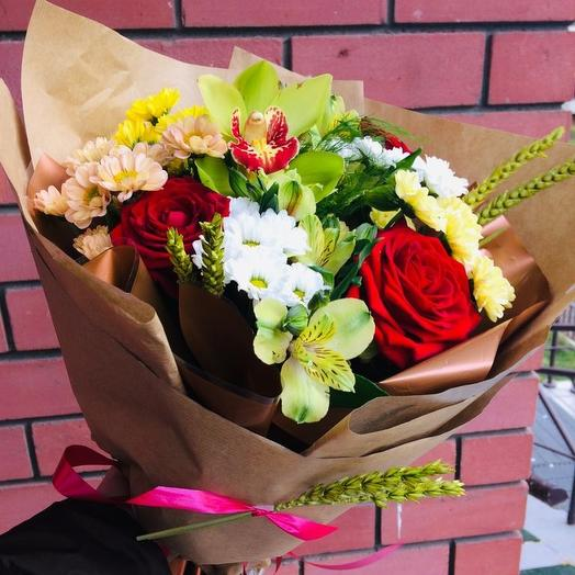 Bright life: flowers to order Flowwow