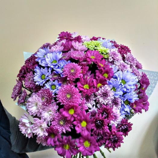 "Букет ""Ты, мое счастье"": букеты цветов на заказ Flowwow"