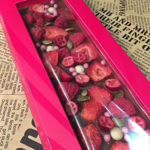 Шоколад ручной работы: букеты цветов на заказ Flowwow