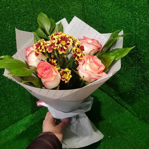 """Букет """" Джумилия"""": букеты цветов на заказ Flowwow"""