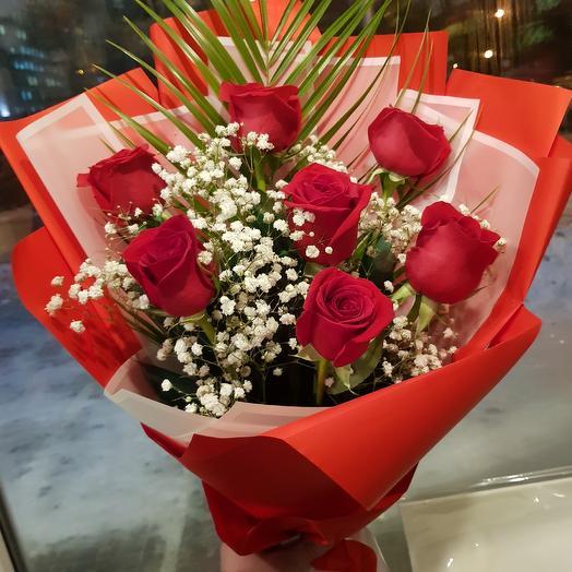 Классика Фридом: букеты цветов на заказ Flowwow