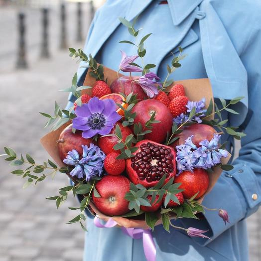 Павлиний глаз: букеты цветов на заказ Flowwow