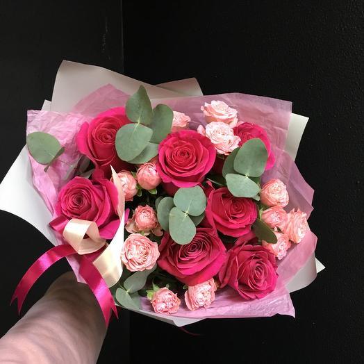 Malvina: букеты цветов на заказ Flowwow