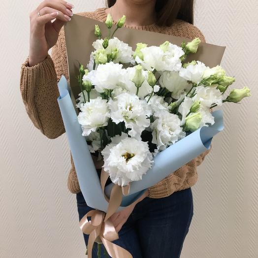 Кучерявые облака: букеты цветов на заказ Flowwow