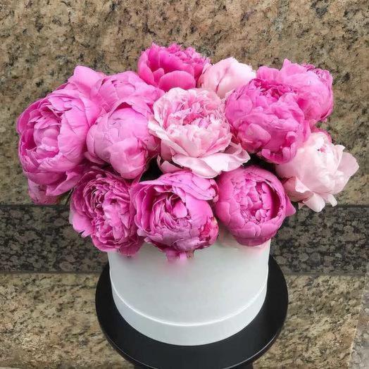 "Коробочка ""Майский сон"": букеты цветов на заказ Flowwow"