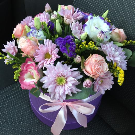 Flowers in a box 55