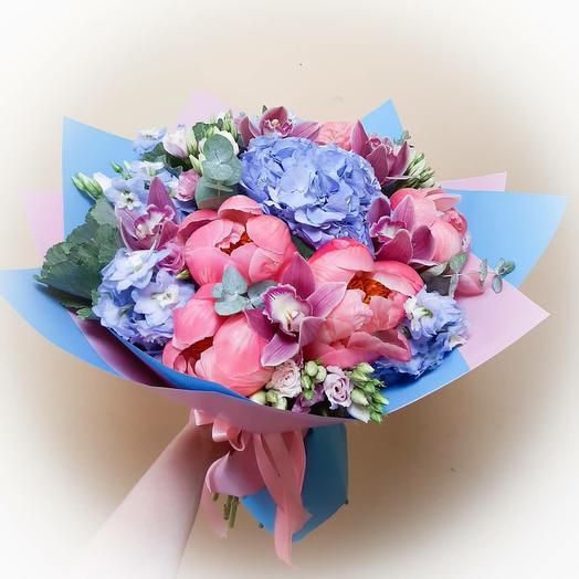 """Букет """" Мечта"""": букеты цветов на заказ Flowwow"""