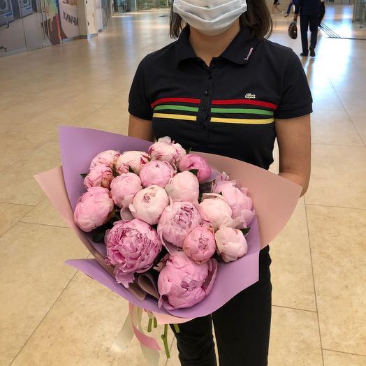 Сливочное Мороженое: букеты цветов на заказ Flowwow