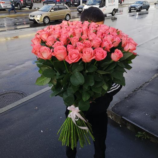 101- розы розовые
