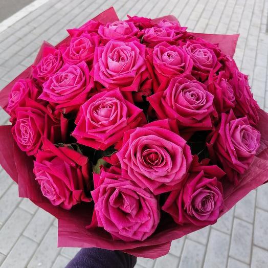 21 роза Premium