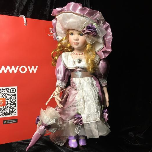 Игрушка кукла декоративная