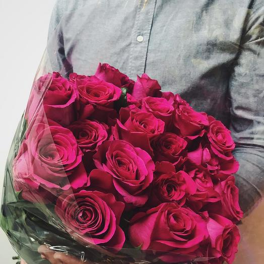 Роза премиальная