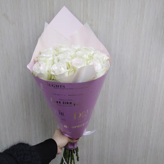 Роза ароматная Вайт О Хара 15шт