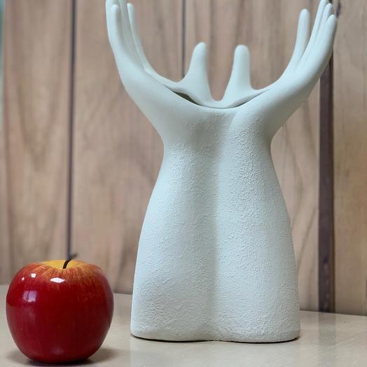 Ваза «Руки»