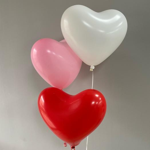 Фонтан сердец