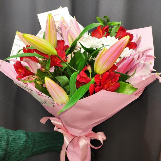 """Автор Author's bouquet """" Tenderness"""""""