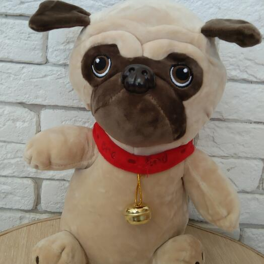 Игрушка собака 🐶