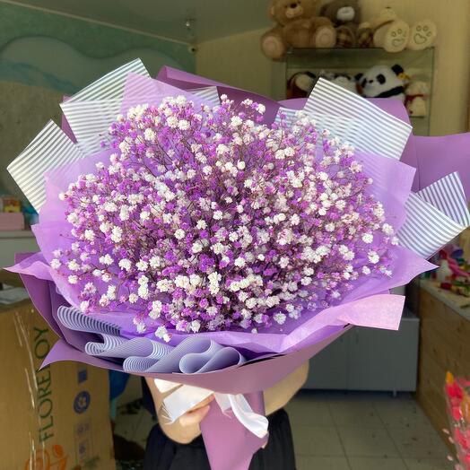 Фиолетовое облачно