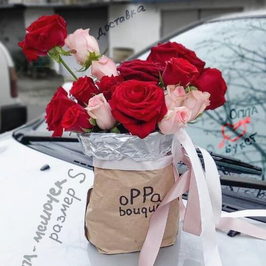 оППа -мешочек для любимой