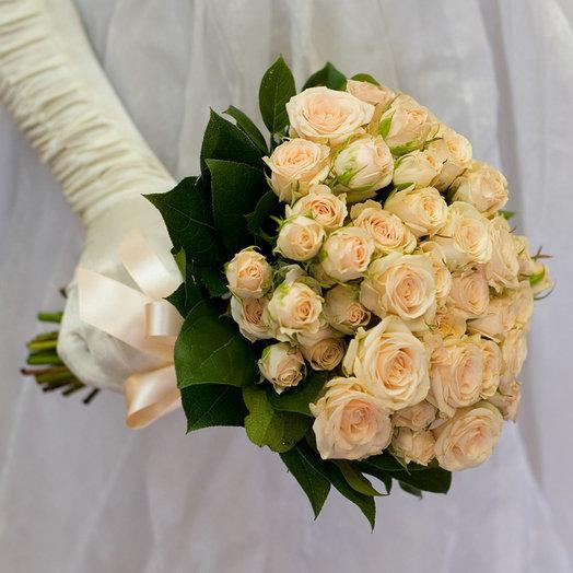 Букет невесты Яна: букеты цветов на заказ Flowwow